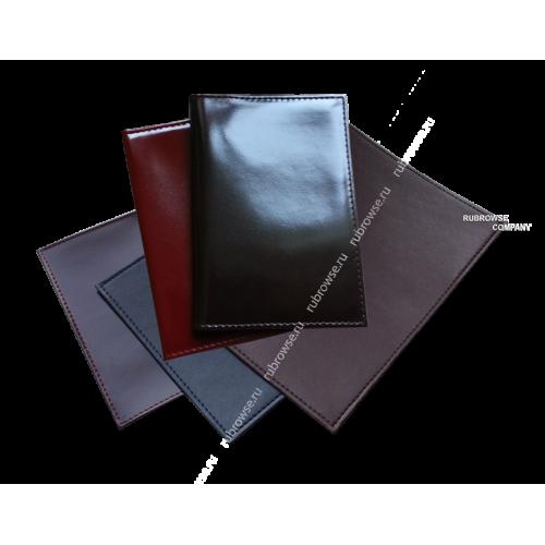 Обложки для книг на заказ, под размер заказчика. Индивидуальное нанесение надписей и логотипов (опция). Цвет на выбор.