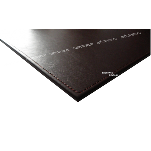 Прямоугольная подложка на стол, для делового применения. Цвет на выбор. Индивидуальный размер (опция).